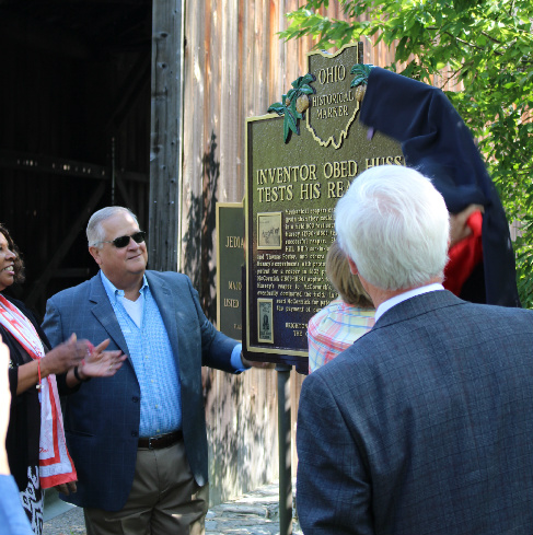 unveiling the new marker
